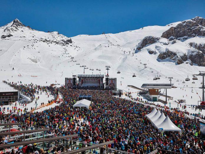 Iscghl, Eros Ramazzotti in concerto il 2 maggio per il Top of the mountain