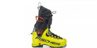 Fischer, richiama lo scarpone da sci alpinismo Travers CC carbon cuff consegnato dal 2018
