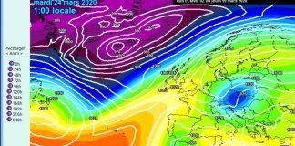 Meteo Italia, prossima settimana si torna in pieno inverno con neve e gelo fino a quota basse