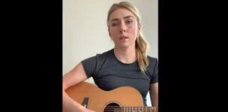 Mikaela Shiffrin, video della canzone scritta per l'Italia