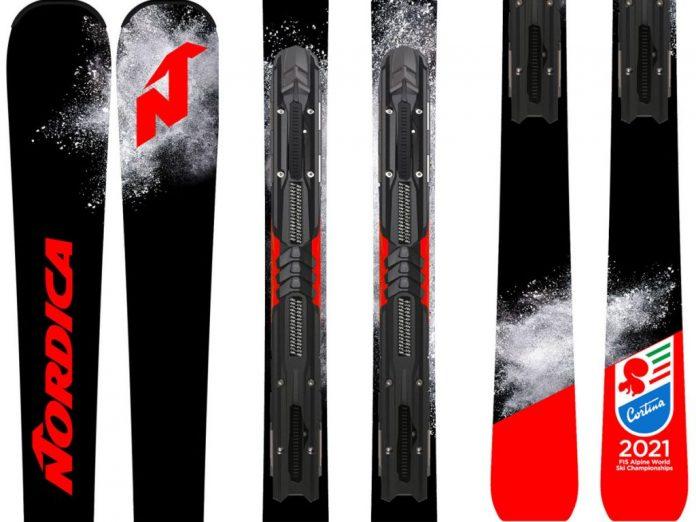 Nordica presenta gli sci edizione limitata per i Mondiali Cortina 2021