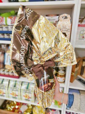 Lindt, Uovo Lindor al cioccolato fondente extra 70% - 360 gr