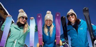 Women to women Day in Alta Badia l'8 marzo sulle piste da sci