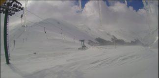 Bolognola ski, piste con 60 cm di neve ma non è un pesce d'Aprile