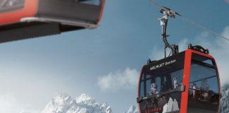 3 Cime Dolomiti, la cabinovia Helmjet Sexten in sostituzione della funivia Sesto Monte Elmo