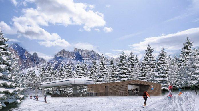 Cortina, la nuova cabinovia Son dei Prade – Bai de Dones che collegherà Tofana e 5 Torri