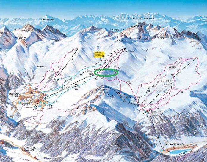 Foppolo, nasce il progetto Ski Farm Private Training Salomon Ski Stadium