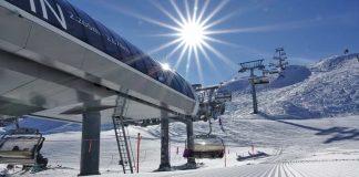 Kitzsteinhorn sci estivo sul ghiacciaio al via dal 29 maggio