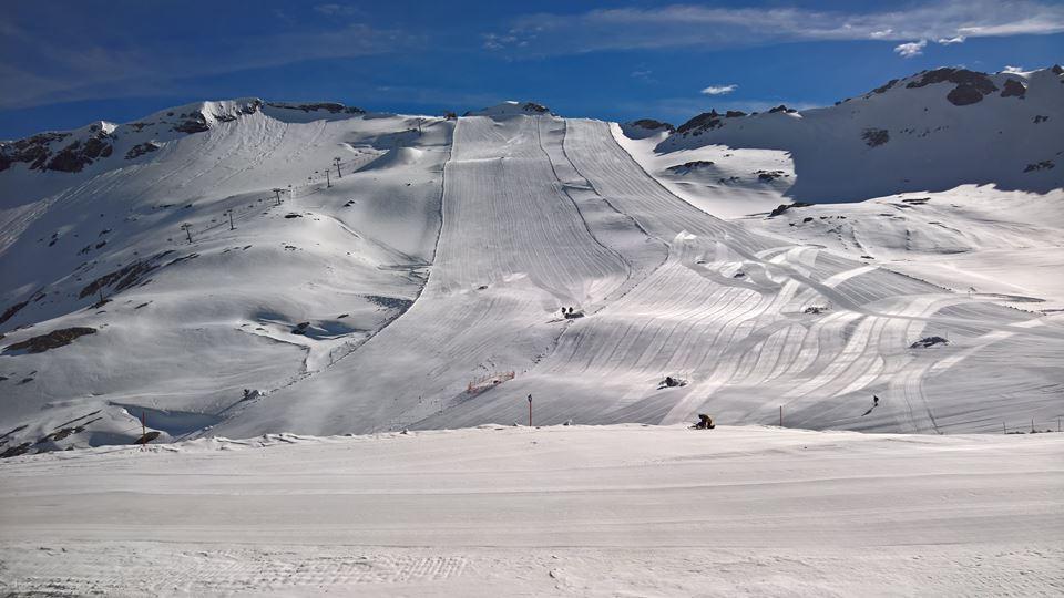 Moelltaler sci estivo, apertura ghiacciaio dal 6 giugno