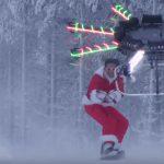 Amazon drone skilift